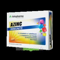 Azinc Immunité Tri Couches Comprimés B/30 à LE LAVANDOU