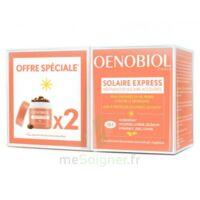 Oenobiol Solaire Express Caps 2b/15 à LE LAVANDOU