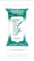 Saugella Antiseptique Lingette Hygiène Intime Paquet/15 à LE LAVANDOU