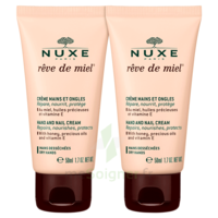 Rêve De Miel® Crème Mains Et Ongles 2*50ml à LE LAVANDOU