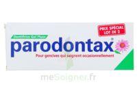 Parodontax Dentifrice Gel Fluor 75ml X2 à LE LAVANDOU