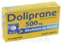 Doliprane 500 Mg Comprimés 2plq/8 (16) à LE LAVANDOU