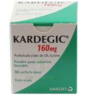 Kardegic 160 Mg, Poudre Pour Solution Buvable En Sachet à LE LAVANDOU