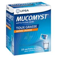 Mucomyst 200 Mg Poudre Pour Solution Buvable En Sachet B/18 à LE LAVANDOU