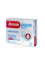 Rennieliquo Sans Sucre, Suspension Buvable édulcorée à La Saccharine Sodique En Sachet-dose à LE LAVANDOU