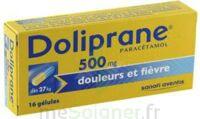 Doliprane 500 Mg Gélules B/16 à LE LAVANDOU