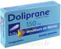 Doliprane 150 Mg Suppositoires 2plq/5 (10) à LE LAVANDOU