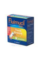 Fluimucil Expectorant Acetylcysteine 200 Mg Adultes Sans Sucre, Granulés Pour Solution Buvable En Sachet édulcorés à L'aspartam Et Au Sorbitol à LE LAVANDOU