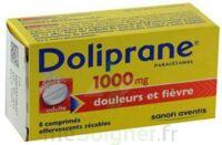 Doliprane 1000 Mg Comprimés Effervescents Sécables T/8 à LE LAVANDOU