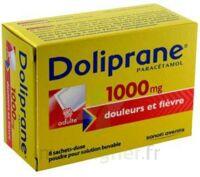 Doliprane 1000 Mg Poudre Pour Solution Buvable En Sachet-dose B/8 à LE LAVANDOU