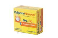 Dolipranevitaminec 500 Mg/150 Mg, Comprimé Effervescent à LE LAVANDOU