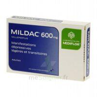 Mildac 600 Mg, Comprimé Enrobé à LE LAVANDOU