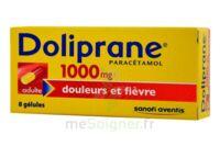 Doliprane 1000 Mg Gélules Plq/8 à LE LAVANDOU