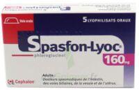 Spasfon Lyoc 160 Mg, Lyophilisat Oral à LE LAVANDOU