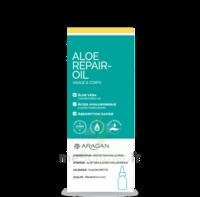 Aragan Aloé Repair-oil Huile Concentration X 2*fl/50ml à LE LAVANDOU
