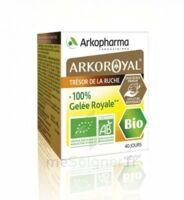 Arkoroyal 100% Gelée Royale Bio Gelée Pot/40g à LE LAVANDOU