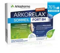 Arkorelax Sommeil Fort 8h Comprimés B/15 à LE LAVANDOU