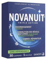 Novanuit Triple Action Comprimés B/30 à LE LAVANDOU