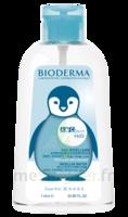 Abcderm H2o Solution Sans Rinçage Nettoyante Bébé Fl Pompe/1l à LE LAVANDOU