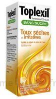 Toplexil 0,33 Mg/ml Sans Sucre Solution Buvable 150ml à LE LAVANDOU