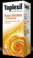 Toplexil 0,33 Mg/ml, Sirop 150ml à LE LAVANDOU