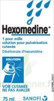 Hexomedine 1 Pour Mille, Solution Pour Pulvérisation Cutanée En Flacon Pressurisé à LE LAVANDOU