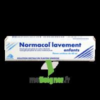 Normacol Lavement Enfants, Solution Rectale, Récipient Unidose à LE LAVANDOU