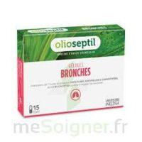 Olioseptil Bronches 15 Gélules à LE LAVANDOU