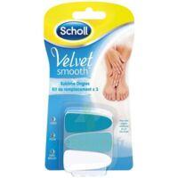 Scholl Velvet Smooth Ongles Sublimes Kit De Remplacement à LE LAVANDOU