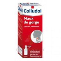 Colludol Solution Pour Pulvérisation Buccale En Flacon Pressurisé Fl/30 Ml + Embout Buccal à LE LAVANDOU