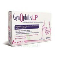Gynophilus Lp Comprimés Vaginaux B/6 à LE LAVANDOU