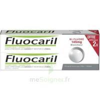 Fluocaril Bi-fluoré 145 Mg Pâte Dentifrice Blancheur 2*75ml à LE LAVANDOU