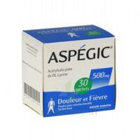 Aspegic 500 Mg, Poudre Pour Solution Buvable En Sachet-dose 30 à LE LAVANDOU