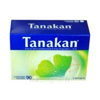 Tanakan 40 Mg, Comprimé Enrobé Pvc/alu/90 à LE LAVANDOU