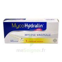 Mycohydralin 500 Mg, Comprimé Vaginal à LE LAVANDOU
