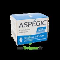 Aspegic 500 Mg, Poudre Pour Solution Buvable En Sachet-dose 20 à LE LAVANDOU