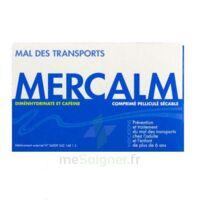 Mercalm, Comprimé Pelliculé Sécable à LE LAVANDOU