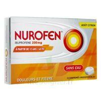 Nurofen 200 Mg, Comprimé Orodispersible à LE LAVANDOU