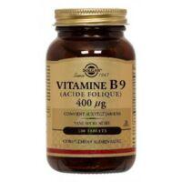 Solgar Vitamine B9 (acide Folique) 400 µg Tablets à LE LAVANDOU