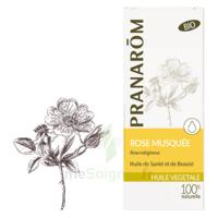 Pranarom Huile Végétale Rose Musquée 50ml à LE LAVANDOU