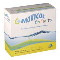 Movicol Enfants, Poudre Pour Solution Buvable En Sachet-dose à LE LAVANDOU