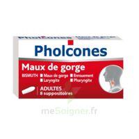 Pholcones Bismuth Adultes, Suppositoire à LE LAVANDOU