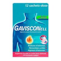 Gavisconell Suspension Buvable Sachet-dose Menthe Sans Sucre 12sach/10ml à LE LAVANDOU