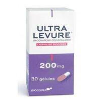 Ultra-levure 200 Mg Gélules Fl/30 à LE LAVANDOU