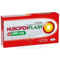 Nurofenflash 400 Mg Comprimés Pelliculés Plq/12 à LE LAVANDOU