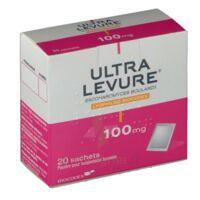 Ultra-levure 100 Mg Poudre Pour Suspension Buvable En Sachet B/20 à LE LAVANDOU