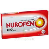 Nurofen 400 Mg Comprimés Enrobés Plq/12 à LE LAVANDOU