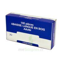 Cooper Abaisse-langue Bois Adulte B/100 à LE LAVANDOU