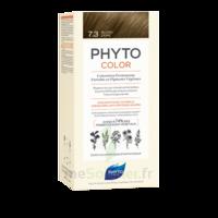 Phytocolor Kit Coloration Permanente 7.3 Blond Doré à LE LAVANDOU