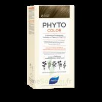Phytocolor Kit Coloration Permanente 8 Blond Clair à LE LAVANDOU
